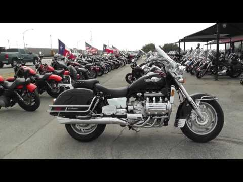 000200 - 1997 Honda Valkyrie GL1500CT - Used motorcycles for sale