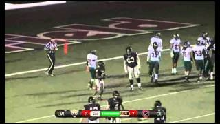 Football Highlights vs. La Verne