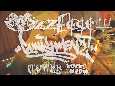 GUNISHMENT LIVE FULL SET @ ÖZZFEST WARM UP JUZ ST. PETER DUISBURG 10.08.2018 MULTICAM