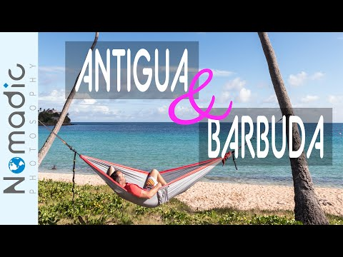 Discover Antigua and Barbuda, West Indies   DRONE VIDEO