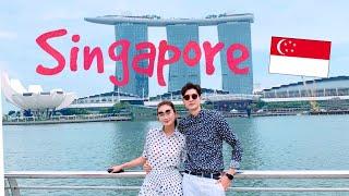 DamisUna goes to Singapore pt1