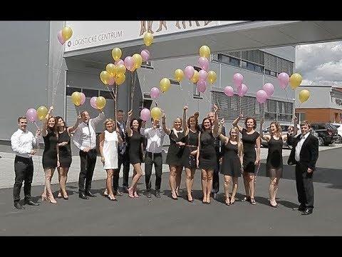 Eröffnung des neuen LIPOELASTIC Logistikzentrums