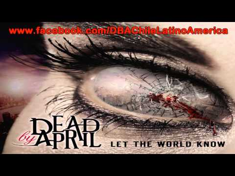 Dead by April - Abnormal [NEW 2014][With Lyrics][Subtitulado Español][HD]