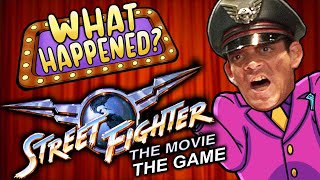 Street Fighter The Movie The Game - What Happened?