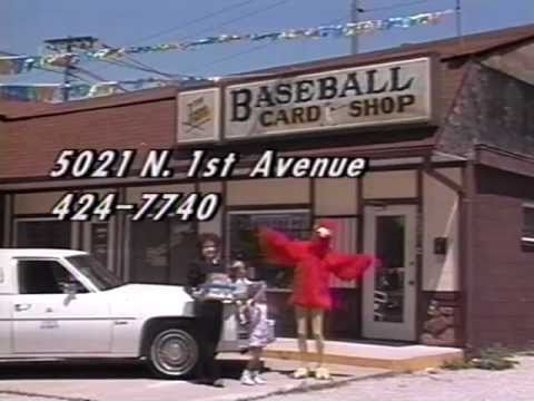 7th inning stretch baseball card shop commercial youtube sciox Gallery