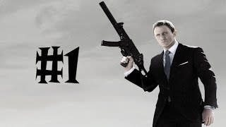 007 Quantum of Solace Walkthrough part 1
