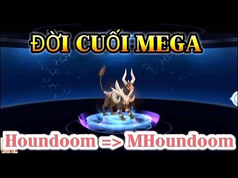 Mlhc ti n h a mega pokemon houndoom v pokemon lucario - Pokemon miu two ...