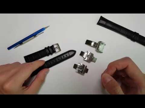 시계 디버클의 중요성 & 시계 버클 교체 방법 1