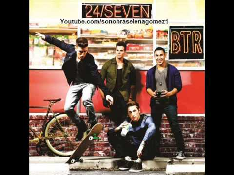 Song For You (Feat. Karmin) - Big Time Rush - 24/Seven