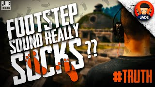 PUBG PC Lite - Footstep Sound Really Fixed ?? Explained 👂👂