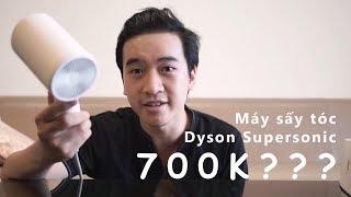 Máy sấy Dyson Supersonic chỉ với giá 700k???
