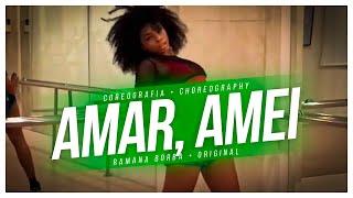 Amar ,Amei - Mc DON Juan ( Kondzilla ) / Coreografia )   Ramana Borba