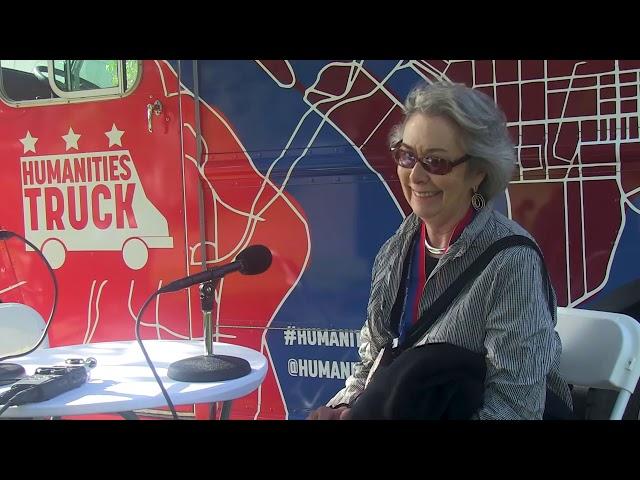 Humanities Truck | Class of 1968 | Stephanie Harris