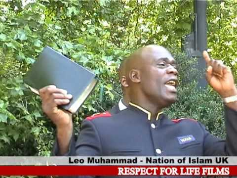 LEO MUHAMMAD: Message To The Blackman