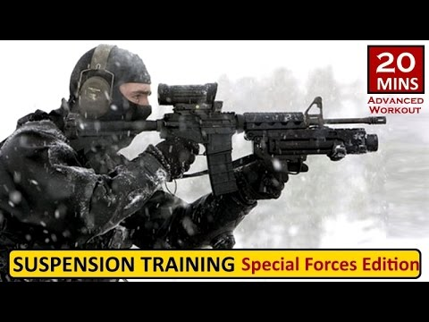20mins Suspension Training Special Forces Edition Workout