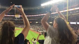 Yankee Game Vlog