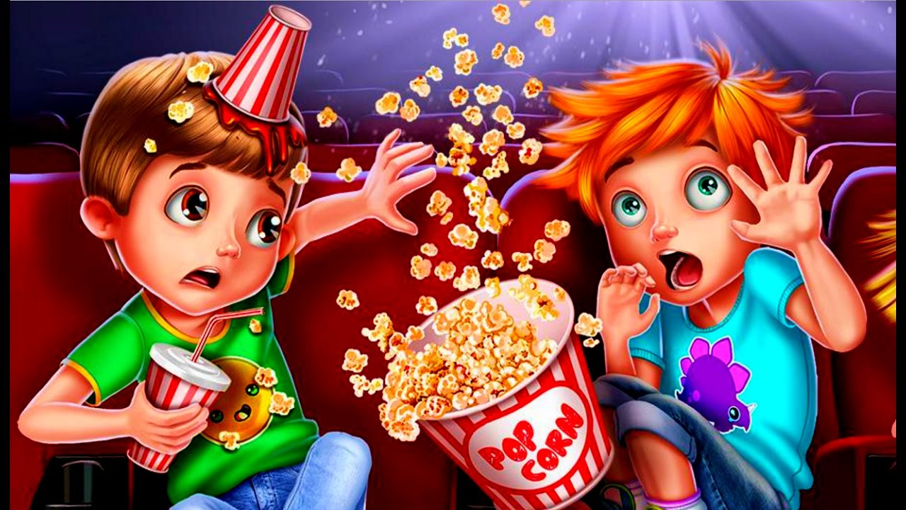 Kids Movie Night | Learn about Cinema and Movies with TabTale Fun ...