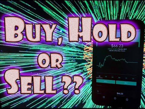 Robinhood APP - SELL, BUY, or HOLD during a Record Stock Market Run?