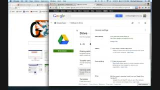 Comparing a standard Google Account to Google Apps for Education