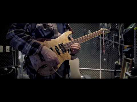 Lincoln Brewster - There Is Power - Guitar Solo By René Martínez