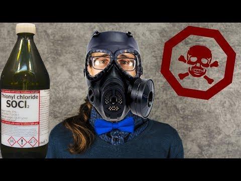 SOCl2: Thionyl Chloride