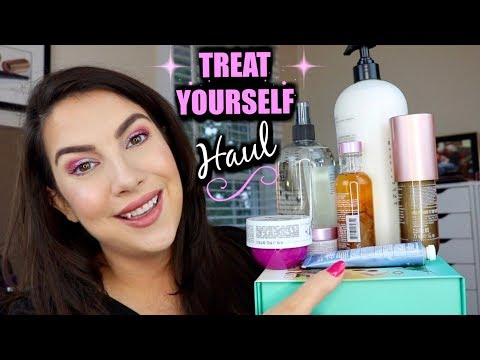 LOTIONS & POTIONS SELF-CARE HAUL | Bath, Body, Skincare thumbnail