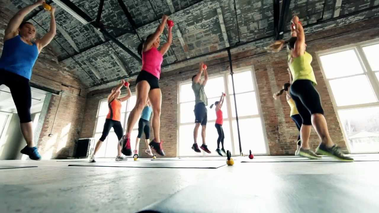 KettleWorX Group Training - YouTube