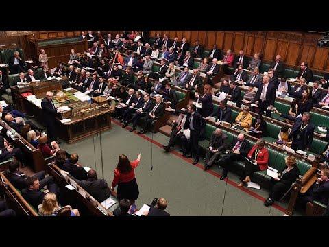 البرلمان البريطاني يرفض طلب رئيس الوزراء الاسراع في التصويت على اتفاق بريكست…  - نشر قبل 2 ساعة