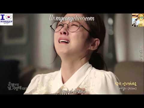 Ailee - Good Bye My Love [You Are My Destiny OST] MV 1080p Sub Español