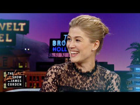Rosamund Pike Hairy 'Bond' Love Scene with Pierce Brosnan