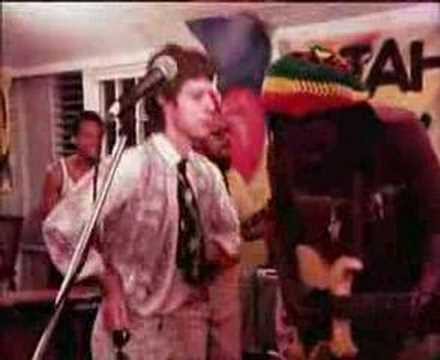 Mick Jagger & Peter Tosh Old School Music Video
