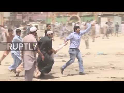 Pakistan: One killed as protest over child's rape, murder turns violent