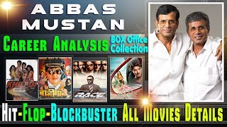 Directors Abbas–Mustan Box Office Collection Analysis Hit and Flop Blockbuster All Movies List.