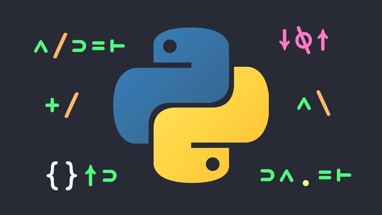 APL-Inspired Python!