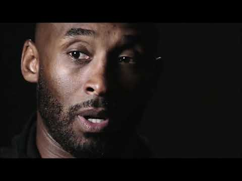 Kobe Bryant tells Ron Artest what he expects of him as a Laker