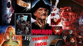 Timeless Horror-Classic Movies Trailer-Show