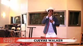 Cuevas Walker Performs at Direct 2 Exec NYC 4/20/18 -  Atlantic Records