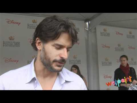 Joe Manganiello Supports the Pediatric AIDS Foundation 22nd Annual Celebrity Carnival
