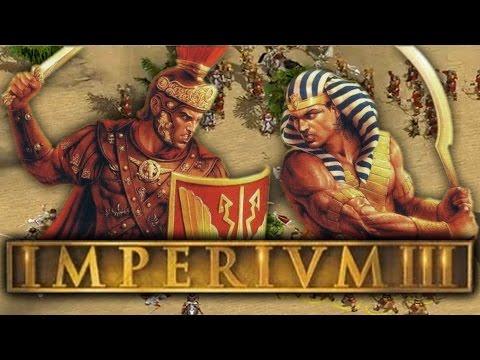 JUGANDO Imperium III - 7 VS 1 LIÁNDOLA CON EGIPTO (Matakito)