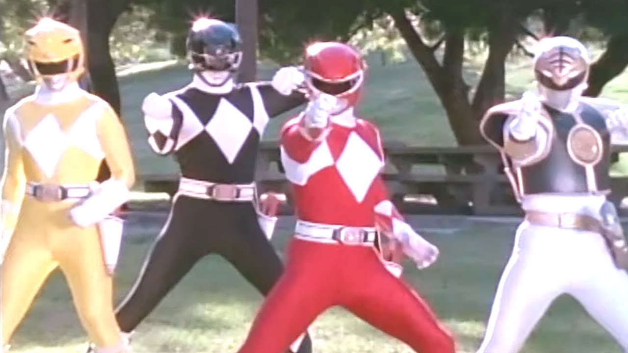 Download Wizard for a Day | Mighty Morphin | Full Episode | S03 | E10 | Power Rangers Official