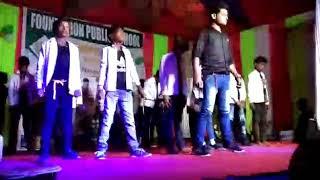 Celebrating 15August on foundation public school  bhatabari