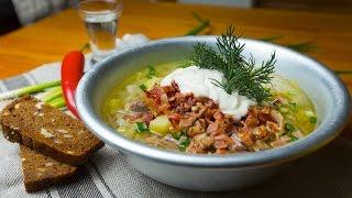 Щи: Как приготовить вкусные щи от Василия Емельяненко