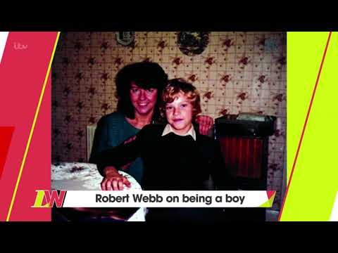 Robert Webb on the Loss of His Mother | Loose Women