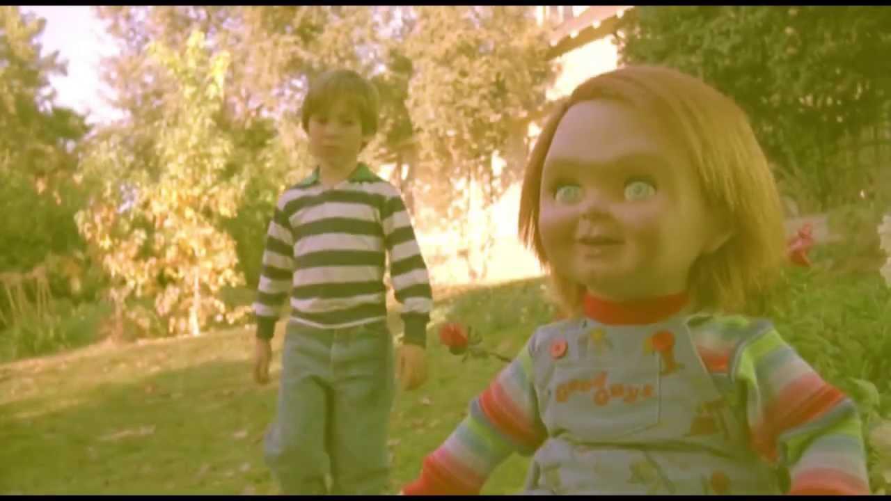 Merry Christmas, Karis! ~*Chucky & Andy*~ - YouTube
