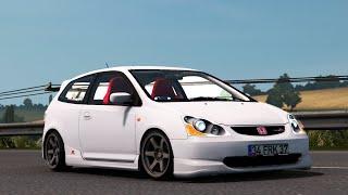 [ETS2 v1.38] Honda EP3 Typer + Varex Sound