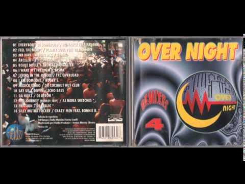 OVER NIGHT Remixes 4 - 1996 ( CD RARO COMPLETO ! )
