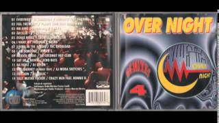 OVER NIGHT Remixes 4 - 1996 ( CD RARO COMPLETO ! )