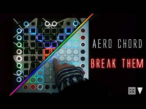 Aero Chord - Break Them | Circle Phantom Launchpad Cover [CKSL x SBC]