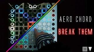 aero chord break them   circle phantom launchpad cover cksl x sbc