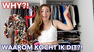EEN WEEK LANG MISKOPEN DRAGEN // FASHION CHALLENGE | ♥ iamtheknees